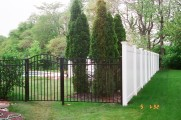 Jerith style 202 mod with accent gate 6' Newport